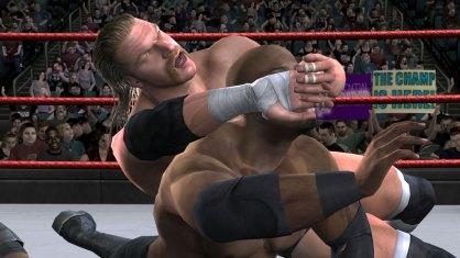 WWE SmackDown Vs. Raw 2008 análisis