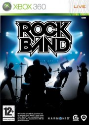 Carátula de Rock Band - Xbox 360