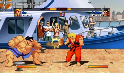 Street Fighter II Turbo HD Remix