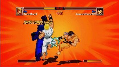 Street Fighter II Turbo HD Remix PS3