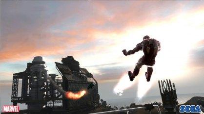 Iron Man Xbox 360