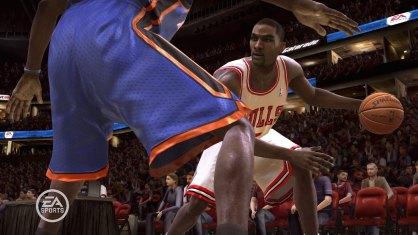 NBA Live 08 PS3