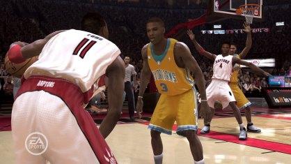 NBA Live 08 análisis