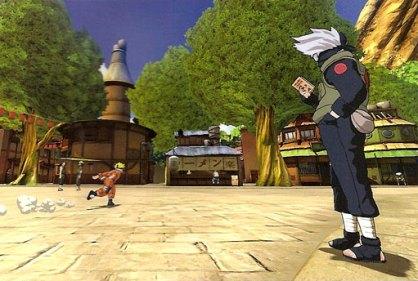 Naruto Rise of a Ninja análisis