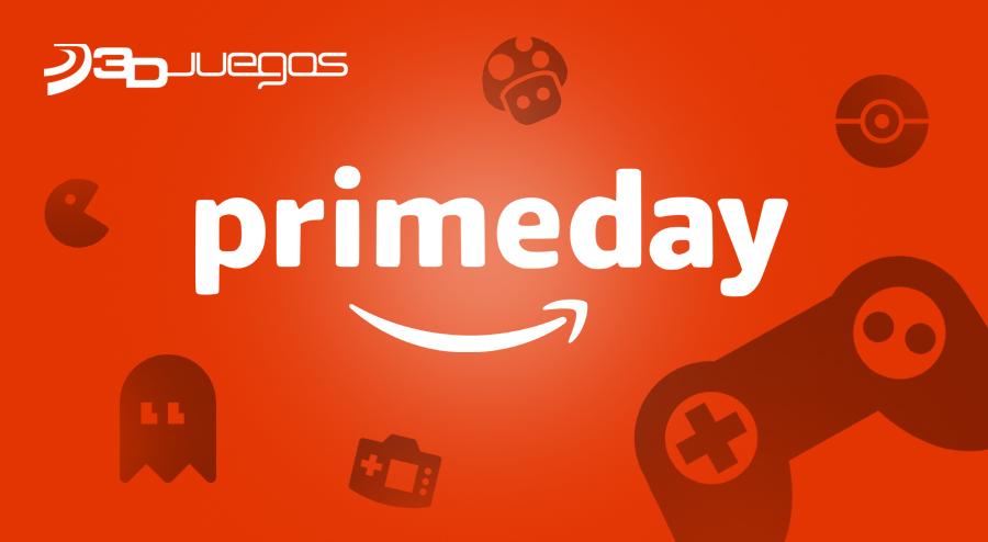 Llega el Prime Day de Amazon y sus mejores ofertas gaming