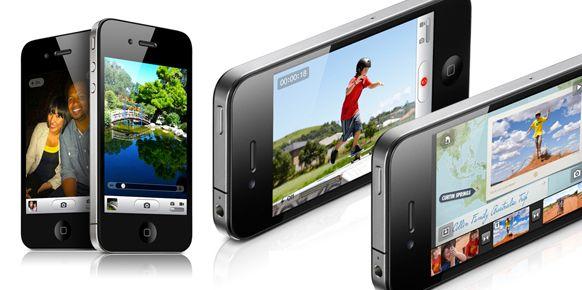 Nuevos rumores apuntan a un iPhone 5 con una pantalla de cuatro pulgadas a la venta en verano