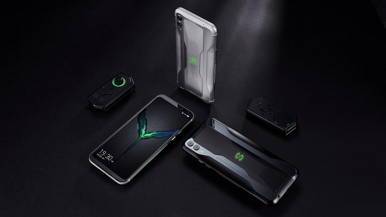 Así es el Black Shark 2, el móvil gaming de Xiaomi... ¡con 12 gigas de RAM!