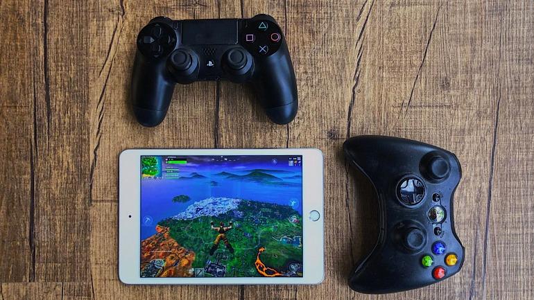 Ya puedes conectar tu mando de Xbox o PS4 a tu iPad