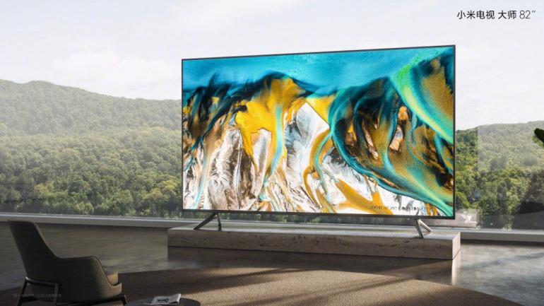 """Xiaomi lanzará un televisor de 82"""", 4K y 120 hz que parece ideal para videojuegos"""