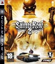 Carátula de Saint's Row 2 - PS3