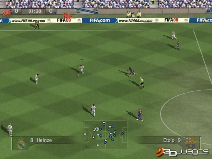 Análisis De Fifa 08 Para Pc 3djuegos