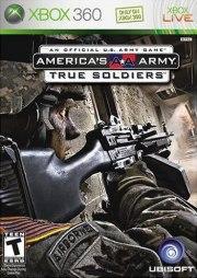 Carátula de America´s Army: True Soldiers - Xbox 360