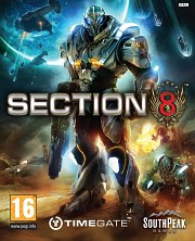 Carátula de Section 8 - PS3
