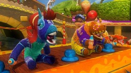 Viva Piñata Party Animals análisis