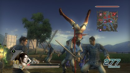 Dynasty Warriors 6 análisis