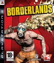 Carátula de Borderlands - PS3