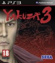 Carátula de Yakuza 3 - PS3