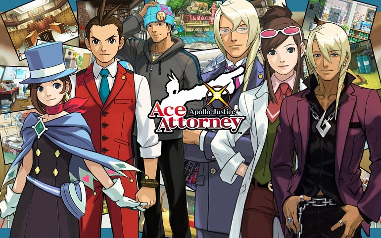 Ace Attorney: Apollo Justice