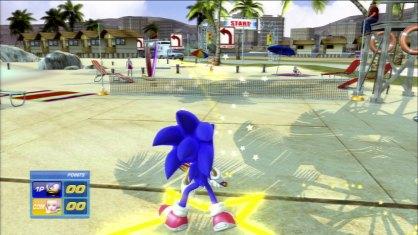 Sega Superstars Tennis análisis