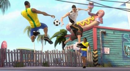 FIFA Street 3 análisis