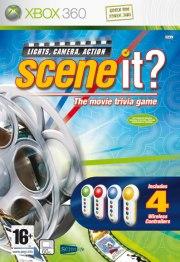 Carátula de Scene It? - Xbox 360