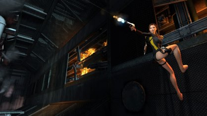 Tomb Raider Underworld análisis