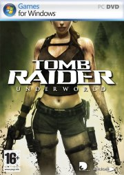 Carátula de Tomb Raider Underworld - PC
