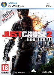 Carátula de Just Cause 2 - PC