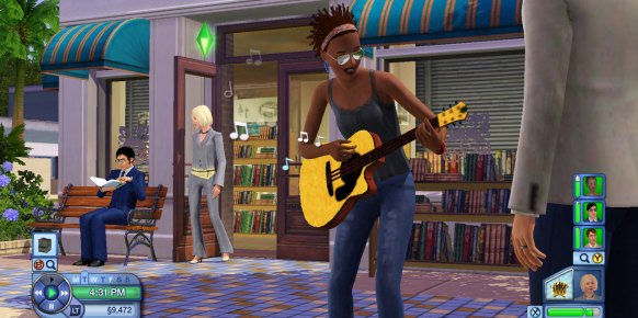 Los Sims 3 PS3