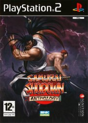 Carátula de Samurai Shodown Anthology - PS2