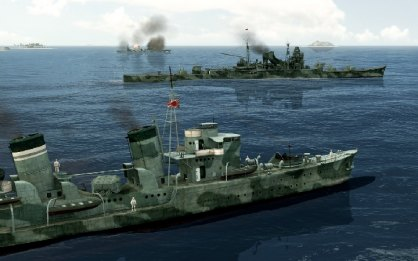 Battlestations Pacific análisis