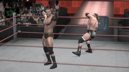 WWE SmackDown vs. Raw 2009 PS3