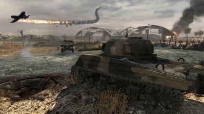 Call of Duty World at War Xbox 360