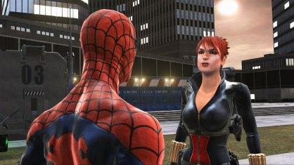 Spider-Man El Reino de las Sombras PS3