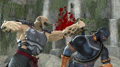 Mortal Kombat vs DC Universe análisis