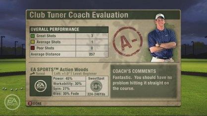 Tiger Woods PGA TOUR 09 PS3