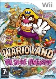 Carátula de Wario Land: The Shake Dimension - Wii