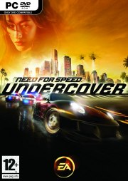 Carátula de Need for Speed Undercover - PC