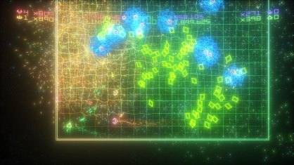 Geometry Wars Retro Evolved 2 análisis