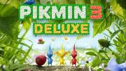 Carátula de Pikmin 3 Deluxe - Nintendo Switch
