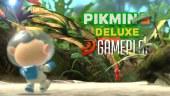 Descubrimos y superamos diferentes misiones por PNF-404 en este vídeo gameplay de Pikmin 3 Deluxe