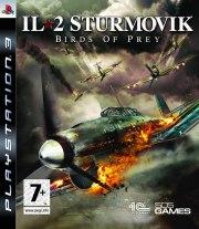 Carátula de IL 2 Sturmovik - Birds of Prey - PS3