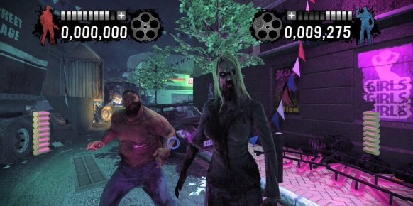 The House of the Dead Overkill PS3