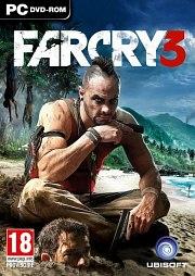 Carátula de Far Cry 3 - PC