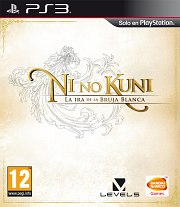 Carátula de Ni no Kuni - PS3