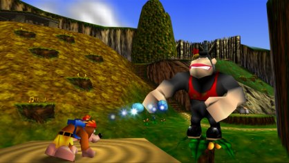 Banjo-Kazooie Xbox 360