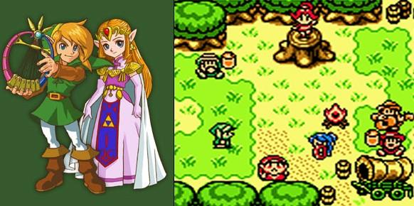 Memorias Retro: Zelda Oracle of Seasons / Ages