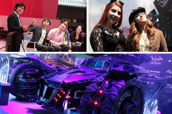 E3 2014 Inside