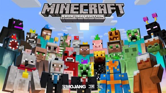 Minecraft es de Microsoft