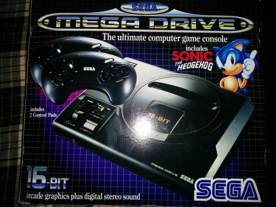 25 años de Sonic